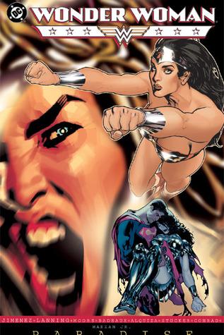 Wonder Woman: Paradise Found by Brandon Badeaux, José Marzán Jr., Marlo Alquiza, Travis Moore, Lary Stucker, Andy Lanning, Phil Jimenez, Kevin Conrad