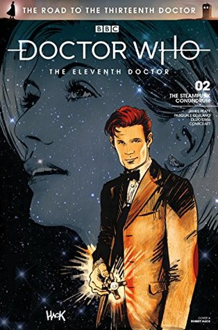 Doctor Who: The Road to the Thirteenth Doctor #2: The Eleventh Doctor by Dijjo Lima, James Peaty, Rachael Stott, Enrica Eren Angiolini, Jody Houser, Pasquale Qualano