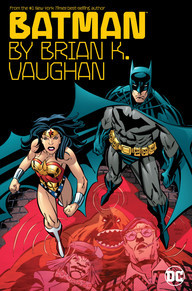 Batman by Scott Kolins, Scott McDaniel, Brian K. Vaughan, Rick Burchett