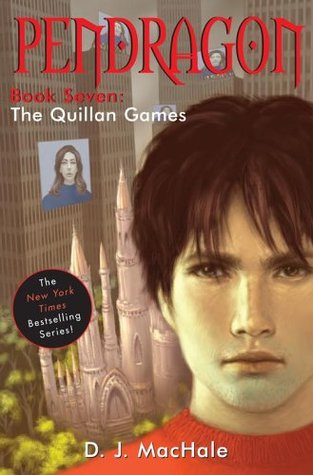 The Quillan Games by D.J. MacHale