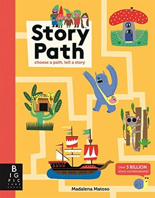 Story Path by Kate Baker, Madalena Matoso