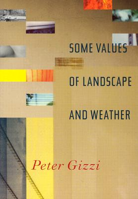 Some Values of Landscape and Weather by Peter Gizzi