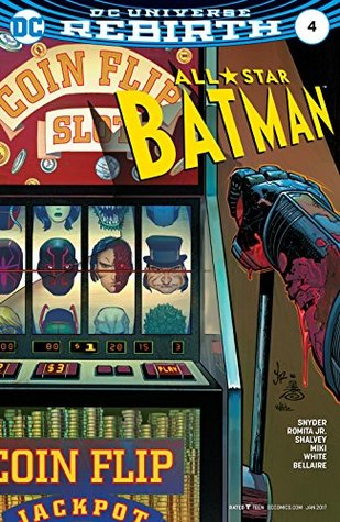 All-Star Batman #4 by Dean White, Scott Snyder, Declan Shalvey, Jordie Bellaire, John Romita Jr., Danny Miki