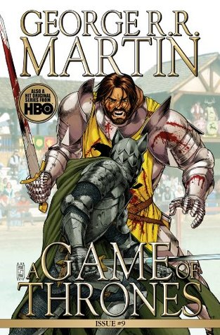 A Game of Thrones #9 by Tommy Patterson, George R.R. Martin, Daniel Abraham
