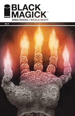 Black Magick #11 by Leandro Fernández, Greg Rucka, Nicola Scott