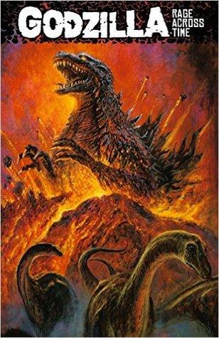 Godzilla: Rage Across Time by Tadd Galusha, Erick Freitas, Ryan Ferrier, Matt Frank, Chris Mowry, Jay Fotos, Pablo Túnica, Jeff Zornow, Hugo Petrus, Ulises Fariñas, Jeremy Robinson
