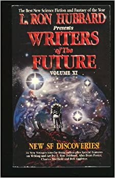 L. Ron Hubbard Presents Writers of the Future 11 by L. Ron Hubbard, Gordon R. Menzies, Dave Wolverton