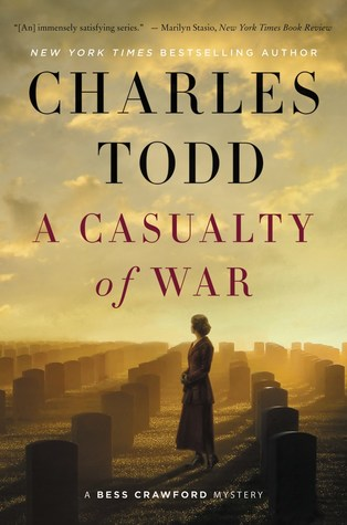 A Casualty of War by Charles Todd