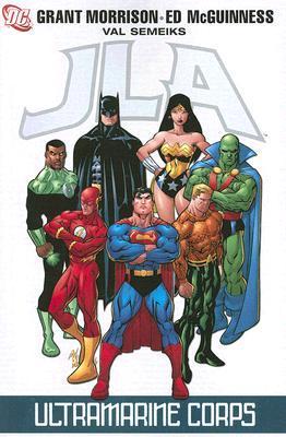 JLA Classified, Vol. 1: Ultramarine Corps by Dexter Vines, Val Semeiks, Grant Morrison, Ed McGuinness