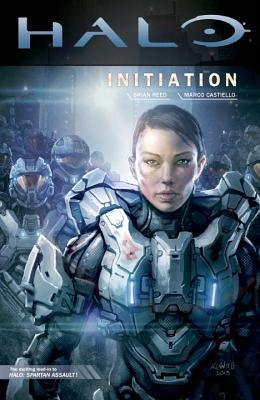 Halo: Initiation by Marco Castiello, Dave Marshall, Brian Reed