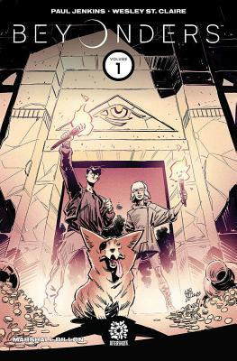 Beyonders Vol 1 by Wesley St. Claire, Paul Jenkins, Mike Marts