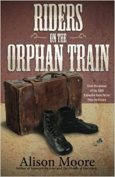 Riders on the Orphan Train by Alison Moore