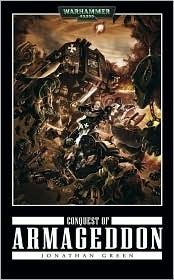 Conquest of Armageddon by Jonathan Green