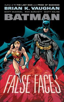 Batman by Brian K. Vaughan by Brian K. Vaughan