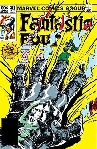Fantastic Four (1961-1998) #258 by Jim Novak, John Byrne