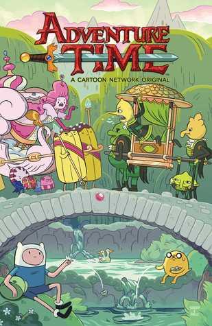 Adventure Time Vol. 15 by Pendleton Ward, Delilah S. Dawson