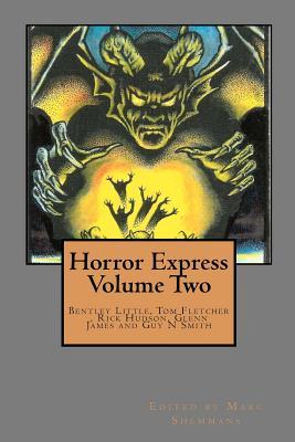 Horror Express Volume Two by Rick Hudson, Guy N. Smith, Tom Fletcher