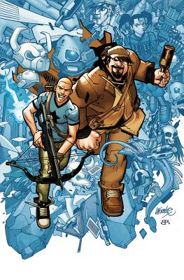A&A: The Adventures of Archer & Armstrong, Volume 1: In the Bag by Rafer Roberts