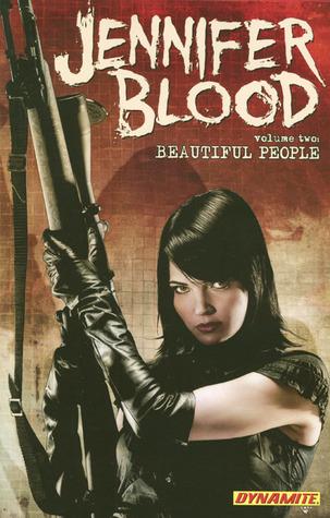 Jennifer Blood, Volume Two: Beautiful People by Eman Casallos, Kewber Baal, Al Ewing