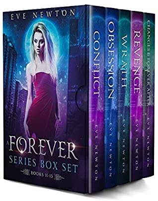 A Forever Series Box Set: Books 11-15 by Eve Newton