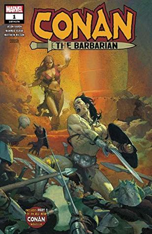 Conan The Barbarian (2019-) #1 by Mahmud Asrar, Jason Aaron, Esad Ribić