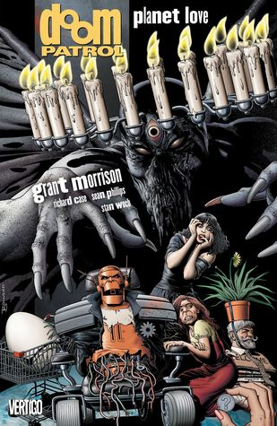 Doom Patrol, Vol. 6: Planet Love by Grant Morrison, Sean Phillips, Stan Woch, Richard Case
