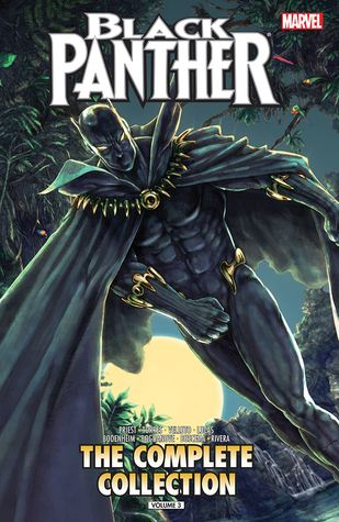 Black Panther by Christopher Priest: The Complete Collection, Vol. 3 by Paolo Rivera, Sal Velluto, Christopher J. Priest, Jon Bogdanove, John Buscema, Jorge Lucas, J. Torres, Ryan Bodenheim