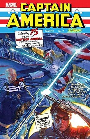 Captain America: Sam Wilson #7 by Nick Spencer, Alex Ross, Daniel Acuña
