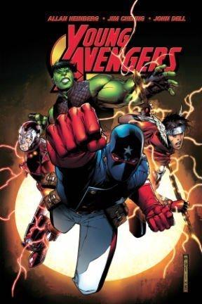 Young Avengers, Vol. 1: Sidekicks by Allan Heinberg, Jim Cheung