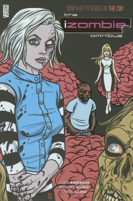 The Izombie Omnibus by Michael Allred