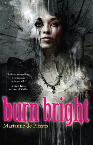 Burn Bright by Marianne de Pierres