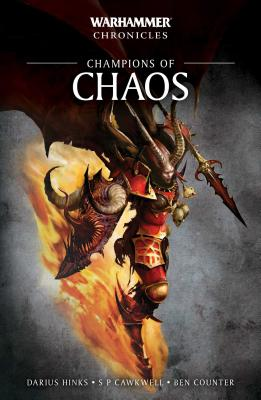 Champions of Chaos, Volume 5 by Ben Counter, Darius Hinks, S. P. Cawkwell