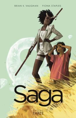 Saga, Vol. 3 by Brian K. Vaughan