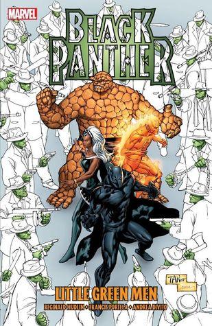 Black Panther: Little Green Men by Francis Portela, Reginald Hudlin
