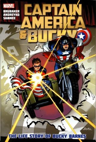 Captain America & Bucky: The Life Story of Bucky Barnes by Ed Brubaker, Elizabeth Breitweiser, Marc Andreyko, Joe Caramagna, Chris Samnee