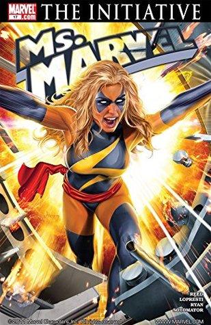Ms. Marvel #17 by Matthew Ryan, Greg Land, Brian Reed, Aaron Lopresti