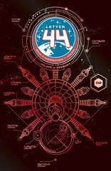 Letter 44, Volume 2: Redshift by Alberto Jimenez Alburquerque, Charles Soule