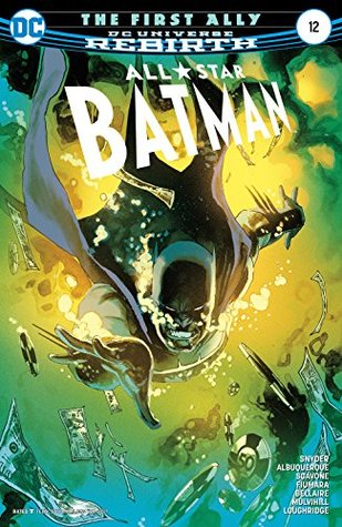 All-Star Batman #12 by Rafael Scavone, Scott Snyder, Trish Mulvihill, Rafael Albuquerque, Sebastian Fiumara, Jordie Bellaire