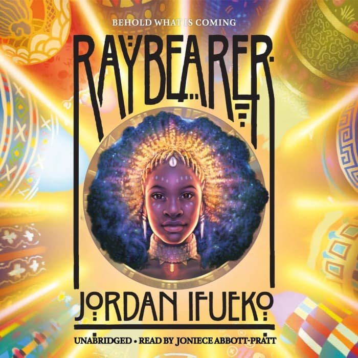 Raybearer by Jordan Ifueko