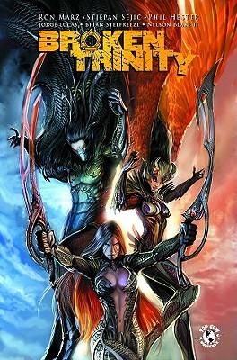 Broken Trinity Volume 1 by Ron Marz