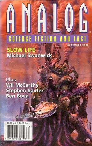 Analog Science Fiction and Fact, December 2002 by Stanley Schmidt, Richard Foss, Robert Zubin, Jerry Oltion, Amy Bechtel, Joch G. Cramer, Charles L. Harness, Charles Sheffield