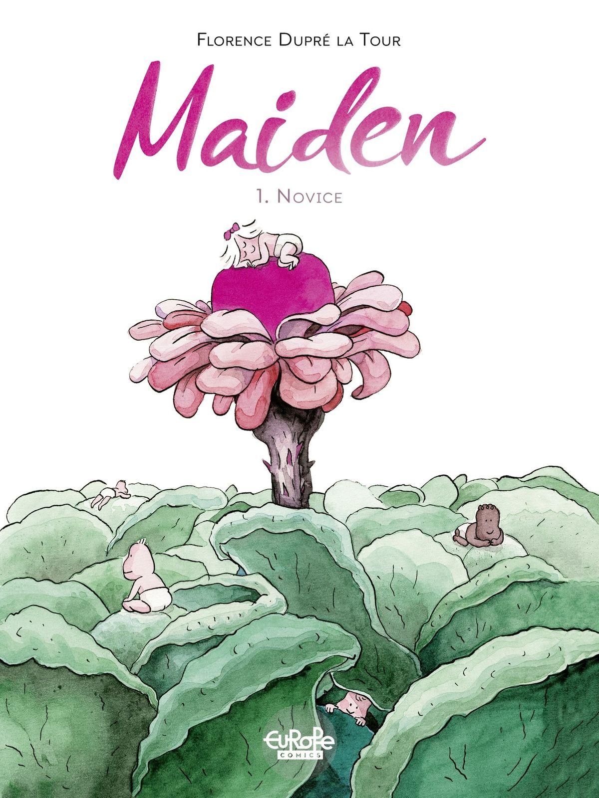 Maiden 1. Novice by Florence Dupre la Tour