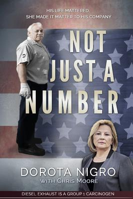 Not Just A Number by Chris Moore, Dorota Nigro