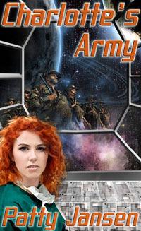 Charlotte's Army by Patty Jansen