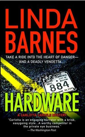 Hardware by Linda Barnes