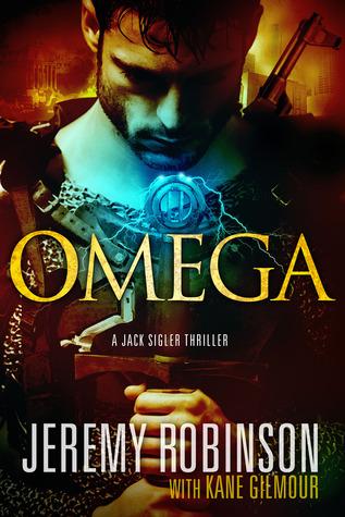 Omega by Kane Gilmour, Jeremy Robinson