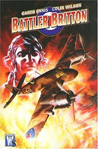 Battler Britton by Colin Wilson, Garth Ennis