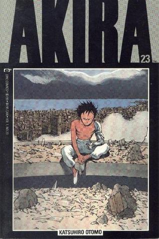 Akira, #23: Akira's Rain by Katsuhiro Otomo