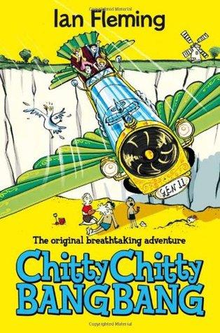 Chitty Chitty Bang Bang. Ian Fleming by Joe Berger, Ian Fleming