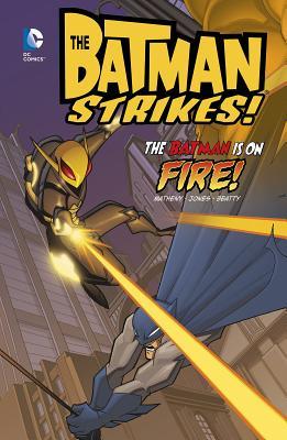 The Batman Is on Fire! by Bill Matheny